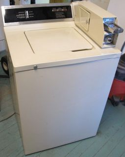 Used Coin Op Washer GE Coin Operated Washing Machine
