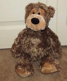 Soft Brown Plush Gund Teddy Bear Goobers Family Gaffney 020961