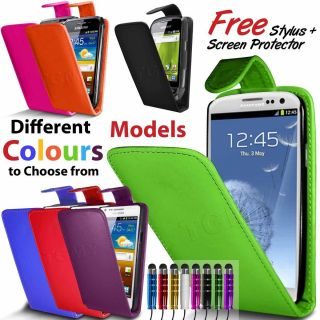 Case Cover Fits Samsung Galaxy Free Screen Protector Stylus Pen