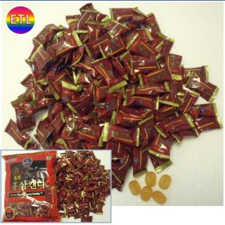 Improve Memory Korean Red Ginseng Candy Gifts Birthday Different