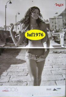 Calendar Sexy Giorgia Palmas Nude Calendario Max 2006