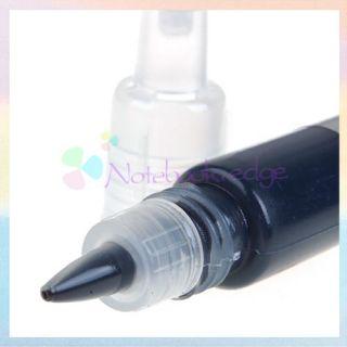 3D Paint Pen UV Gel Nail Art Polish 10ml 12 Colors Set