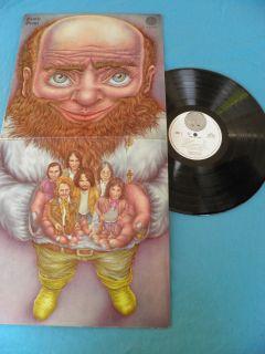 Gentle Giant S T RARE France Made 1st Pressing 1970 Vertigo LP LISTEN