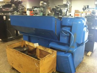 48 CLAUSING COLCHESTER Geared Head Gap Bed Engine Lathe, unknown