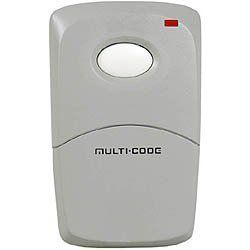 Multicode 3089 Garage Door Gate Opener Remote
