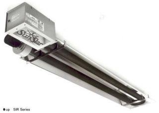 Dayton Gas Infrared Tube Heater 5vd88 162650