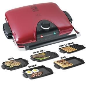 to home page  Listed as George Foreman G5 Indoor Grill in category