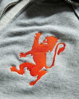 Giordano Men Lion Logo s XL Hoodies Jacket 9 Colors