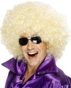 Fancy Dress Costumes on 70s 80s George Michael Wig Wham Street Fancy Dress Costume