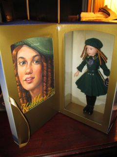 American Girl Doll Girls of Many Lands Ireland Kathleen The Celtic