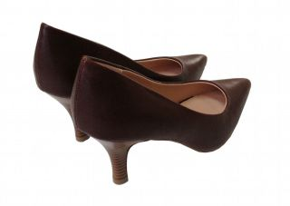George Womens Brown Dress Shoes Evelyn Sizes 8 9