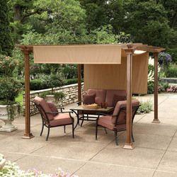 Garden Oasis Deluxe Pergola II Replacement Canopy