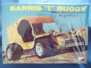 Vintage MPC G Barris T Dune Buggy 71 Model Car Kit