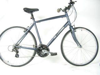 Specialized Globe Hybrid Bike Aluminum Sz 61 8 Speed