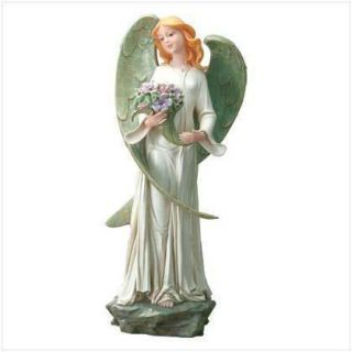 Garden Angel Statue Outdoor Yard Figurine Sculpture New