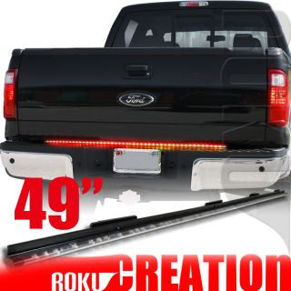 LINE LIGHT STRIP TRUCK TAILGATE LED BRAKE GMC JIMMY ENVOY YUKON SONOMA
