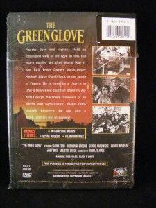 The Green Glove Glenn Ford Geraldine Brooks DVD