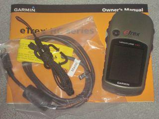 Garmin eTrex Venture HC GPS High Sensitivity Color Screen camo green