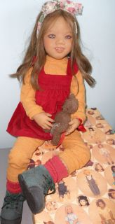 Annette Himstedt Georgi Doll