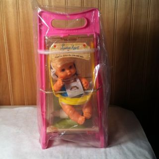 1972 Sweet April Vintage Toy Doll Un Opened