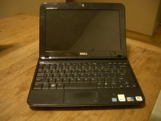 Dell Mini Netbook 10 Black