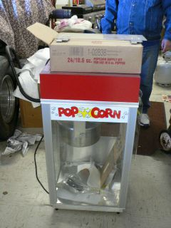 Gold Medal Popcorn Popper Model 2488 Super 88