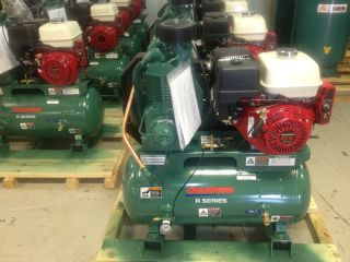Champion 11HP Gas Air Compressor with Honda 30 Gallon