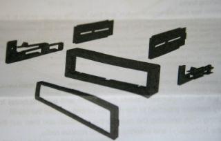 GM Radio Stereo Install Mount Dash Kit 3345