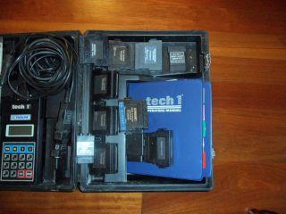 GM Vetronix Techline Tech 1 Scan Diagnostic Tool OBD 2 Chevy Pontiac