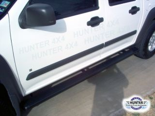 2004 2012 Chevy Coloardo GMC Canyon Extended Cab Running Boards
