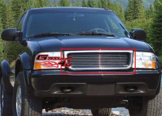 98 03 GMC s 15 Pickup Jimmy Sonoma Billet Grille Insert