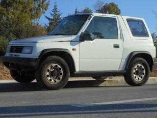 1998 Suzuki Vitara Sidekick Geo Chevy GMC Tracker Sunrunner