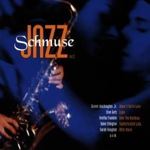 Schmuse Jazz Vol 3 CD Billy Holiday Stan Getz UVM