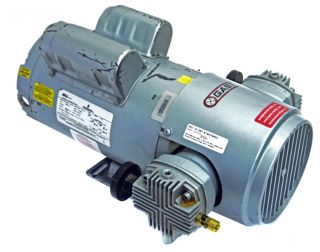 Gast Emerson 6HCA 1 HP 1725 RPM Industrial Vacuum Pressure Pump Unit