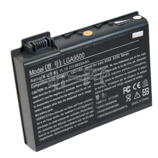 cell Laptop Battery for Gateway Solo 9500 9550 6500517 1521183
