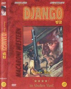 Django 1966 Franco Nero DVD