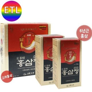 Top of The World Korean Red Ginseng Root Extract 240G×2