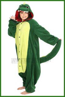 original Godzilla Japanese Kigurumi Halloween costume party pajamas