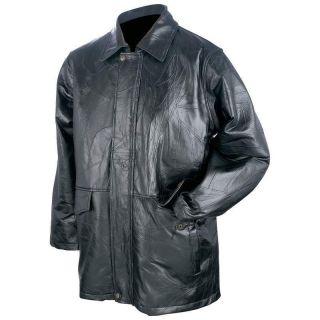 Giovanni Navarre® Italian Stone™ Design Genuine Leather Jacket GFJK