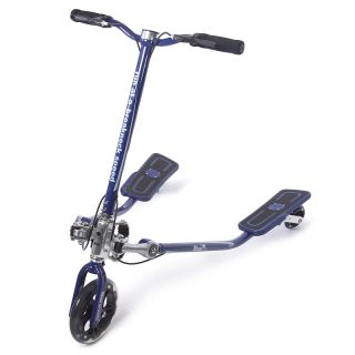 Skimotion 3 Wheel Fit Scooter Gear Blue A Whole New Way to Get Fit and
