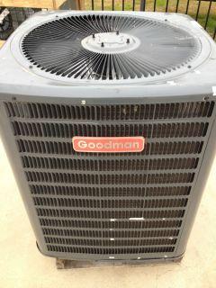 Goodman GSC130483 A C 4 Ton 220V 3 Phase 13 SEER Condenser R22 Air