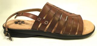 Womens Shoes Sandals Brown Earth Spirit Size 11 New