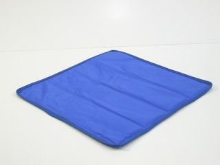 Eco Friendly Cool Gel Sheet Pad for Seat Chair Mat Naturally Cooled
