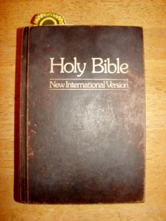 Vintage Holy Bible 1973 80 New International Version