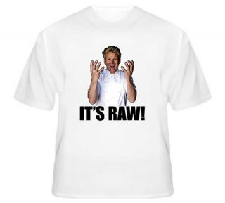 Hells Kitchen Gordon Ramsay Quote T Shirt