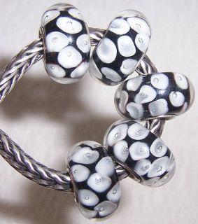Lovely Murano Glass Beads Fit European Charm Bracelet B066