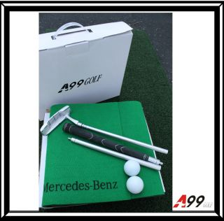 A99 Golf Putting Mat Golf Putter Club Golf Gift Package Box