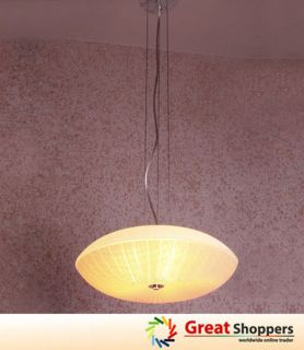 Contemporary Glass Shade Ceiling Light Pendant Lamp Lighting Fixture