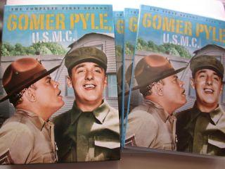 Shazam Gomer Pyle U S M C Season ONE 30 episodes 5 discs MINT