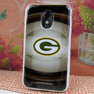 Galaxy S II 2 Epic Touch 4G Rubber Skin Case Cover Green Bay Packers 3